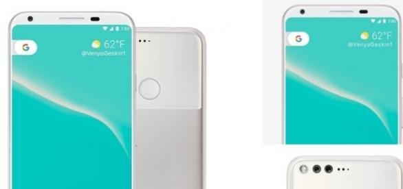 Google Pixel 2: latest leaks reveals its changing shape without the bezels(Benjamin Gazkin/Twitter)