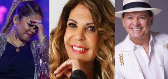 """Irritado com declarações da cantora, forrozeiro defende Elba Ramalho e classifica trabalho da goiana como """"horroroso"""" e """"porcaria"""""""