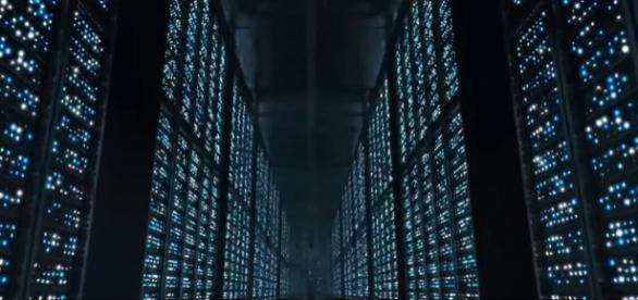 """Photo screen capture from YouTube trailer for """"Black Mirror"""" / Netflix"""