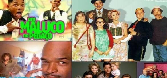Séries que fizeram sucesso no Brasil nos anos 2000