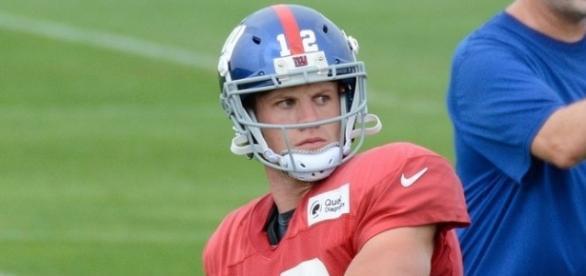 Ryan Nassib will compete for the backup quarterback spot -- Tom Hanny via WikiCommons