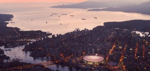 Vancouver, no Canadá, é uma bela cidade
