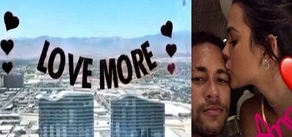 Bruna Marquezine e Neymar esbanjam paixão e dinheiro nos Estados Unidos