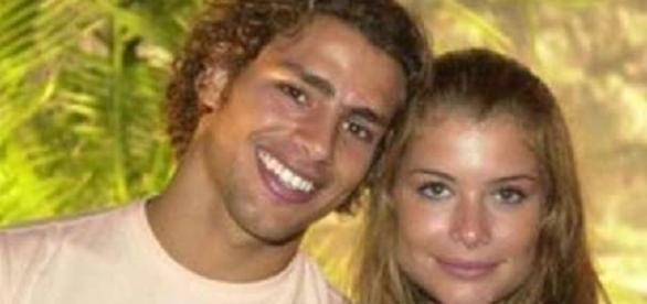 Cauã e Alinne Moraes namoraram em 2002
