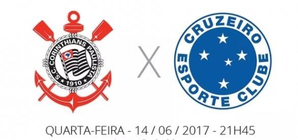Corinthians defende liderança contra o time azul
