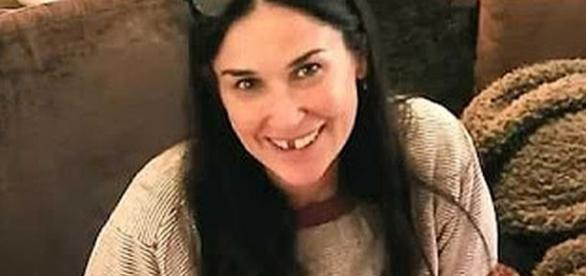 Demi Moore shared that she lost two teeth because of stress - YouTube screen shot/The Coolest Videos
