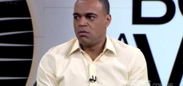 Denílson falou sobre Ceni (Foto: Reprodução / ESPN)