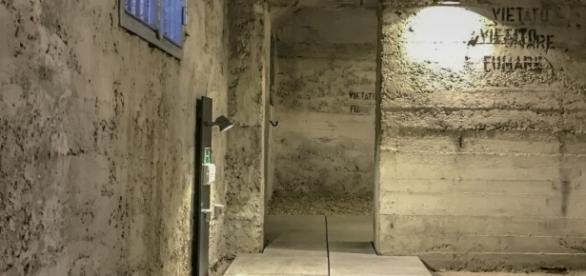 Il rifugio antiaereo di Piazza Grandi a Milano