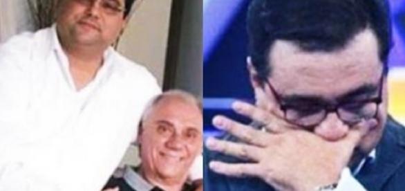 Jornalistas afirmam que Geraldo abandonou seu programa para cuidar de Marcelo Rezende (Foto/Reprodução)