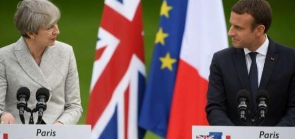 Macron laisse la porte ouverte à la Grande-Bretagne