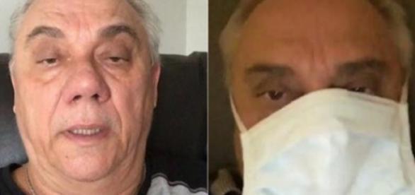 Marcelo Rezende ainda luta contra o câncer.