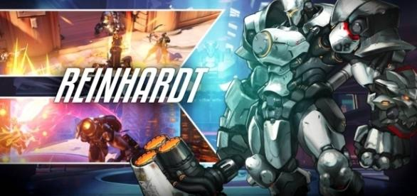 'Overwatch': patch 1.12 will fix Reinhardt's hammer(Link Khor/YouTube)