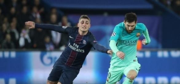PSG-Madrid : le transfert de Verratti