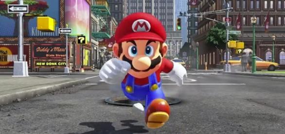 Super Mario Odyssey - Image via JeuxActu/YouTube Screencap