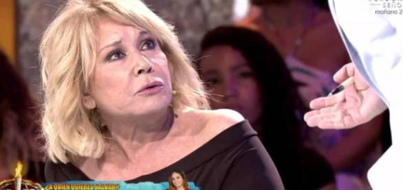 Supervivientes: Mila Ximénez, sobre Edmundo Arrocet ... - elconfidencial.com