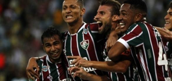 Após receber proposta do Palmeiras, Richarlison permanece no Flu (Foto: Blog Terno e Gravatinha)