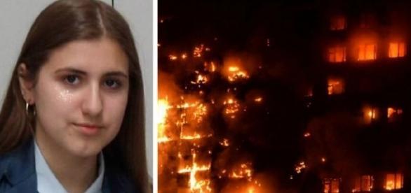 Inês Alves é uma das sobreviventes