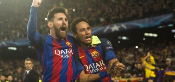 Le duo Messi Neymar fait des prodiges.
