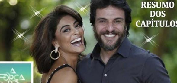 Novela ¨A Força do Querer¨da Rede Globo de TV