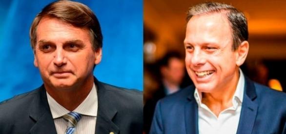 Silvio Santos faz pedido inusitado ao prefeito João Doria, em se tratando de Bolsonaro