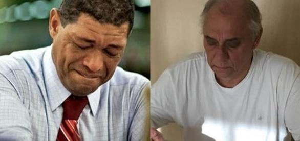 Valdemiro Santiago declara cura na vida de Marcelo Rezende e surpreende igreja (Foto: Reprodução/ Montagem)