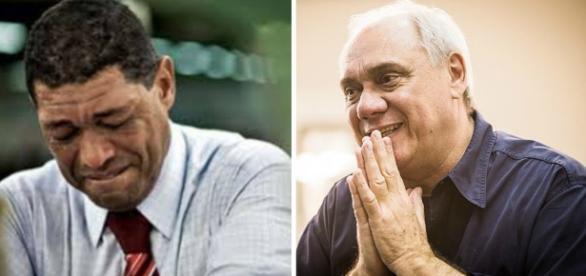 Valdemiro Santiago e Marcelo Rezende
