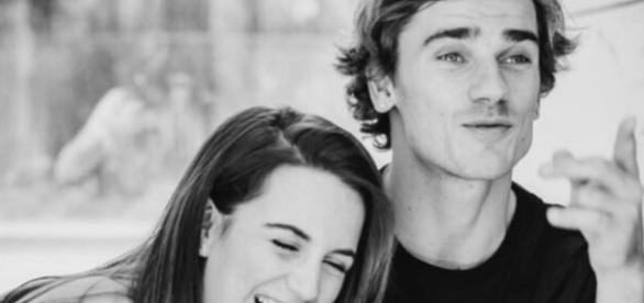 Antoine Griezmann se casó con su pareja sentimental Erika Choperena