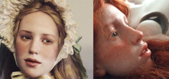 Artista cria bonecas com um efeito para lá de realista