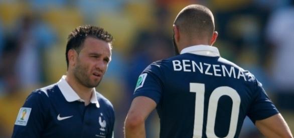 CLASH: Benzema enfonce Valbuena!