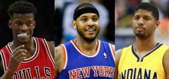 Do the Cleveland Cavaliers need any of these big names? - RealSport - realsport101.com
