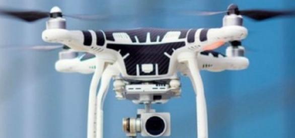Drones estão sendo usados para ilegalidades