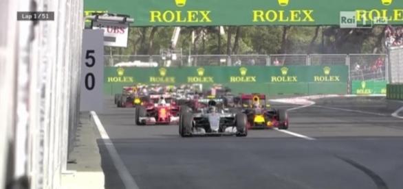 F1, Gran Premio d'Europa a Baku