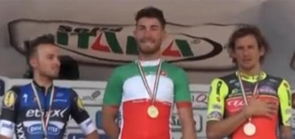 Giacomo Nizzolo, campione italiano uscente