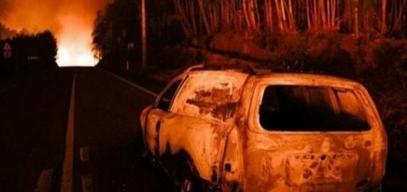 Incêndio em Portugal já é maior tragédia dos últimos 50 anos (Foto: Reprodução /Instagram)