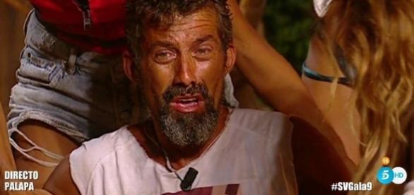 José Luis sufrió un cólico nefritico en directo.
