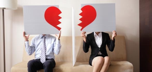Nem sempre superar o fim de uma relação depende apenas da vontade. ( Foto Reprodução)