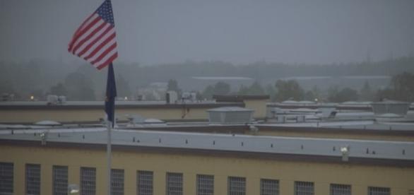 Prison / USA   HD Stock Video 529-153-542   Framepool Stock Footage - framepool.com