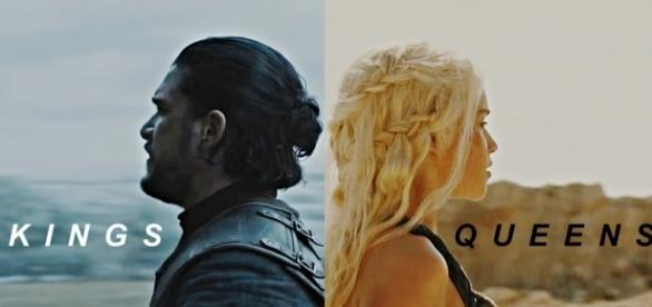 The Targaryen heirs (Photo by AerisVideos / YouTube)
