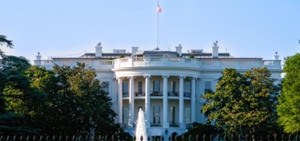 White House photo via wikimedia commons