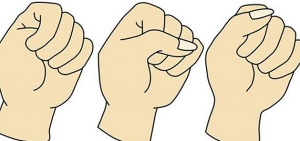 A forma de fechar as mãos revela segredos da sua personalidade