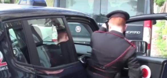 Carabinieri impegnati in un servizio di controllo del territorio