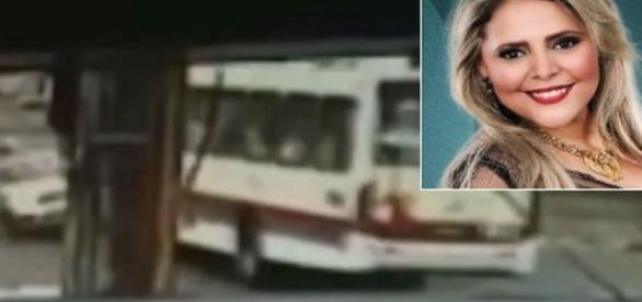 Imagens de acidente de cantora chocam