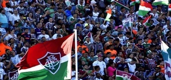 Insatisfeita com momento da equipe, torcida do Flu promete manifestação nas Laranjeiras (Foto: Globoesporte)
