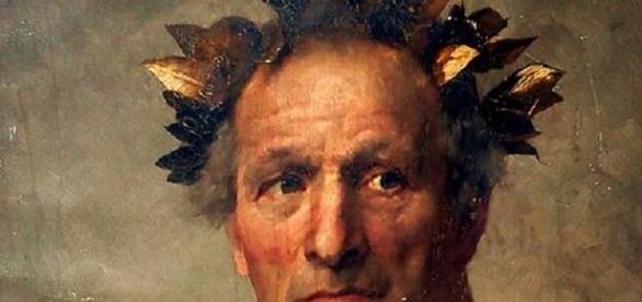 Julius Caesar (Wikimedia Clara Grosch public domain)