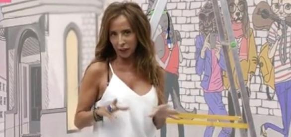 María Patiño presentará Socialite en Divinity / Mediaset.