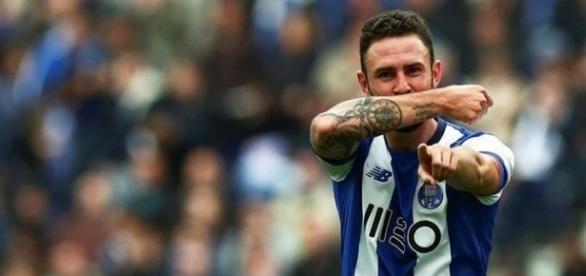 Miguel Layun, actual jugador de Sporting de Lisboa