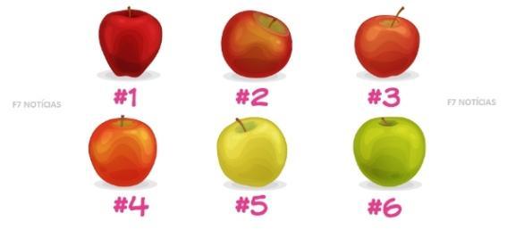 O teste da maçã tem atraído diversas pessoa nas redes sociais