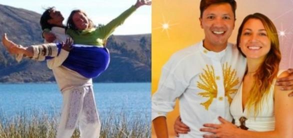 Akari Ricardo e Camila Castello dizem seguir uma ''dieta cósmica''