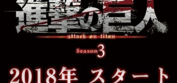 Shingeki no Kiojin tendrá tercera temporada en 2018.