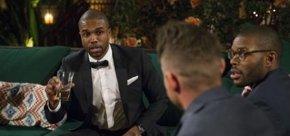 DeMario Jackson screenshot from 'The Bachelorette'
